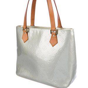 Monogram Vernis leather Louis Vuitton Houston